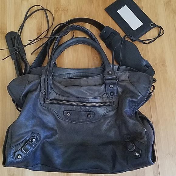 6daf64ef9c Balenciaga Bags | Paris Medium Size Bag | Poshmark